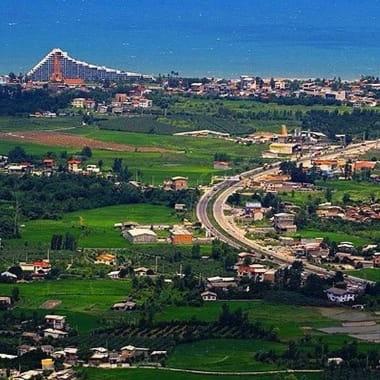شهر چالوس