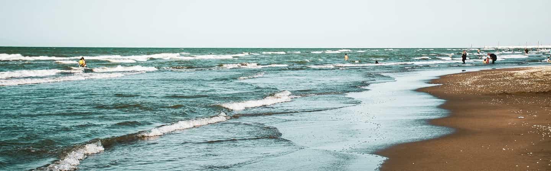 عکسی از ساحل