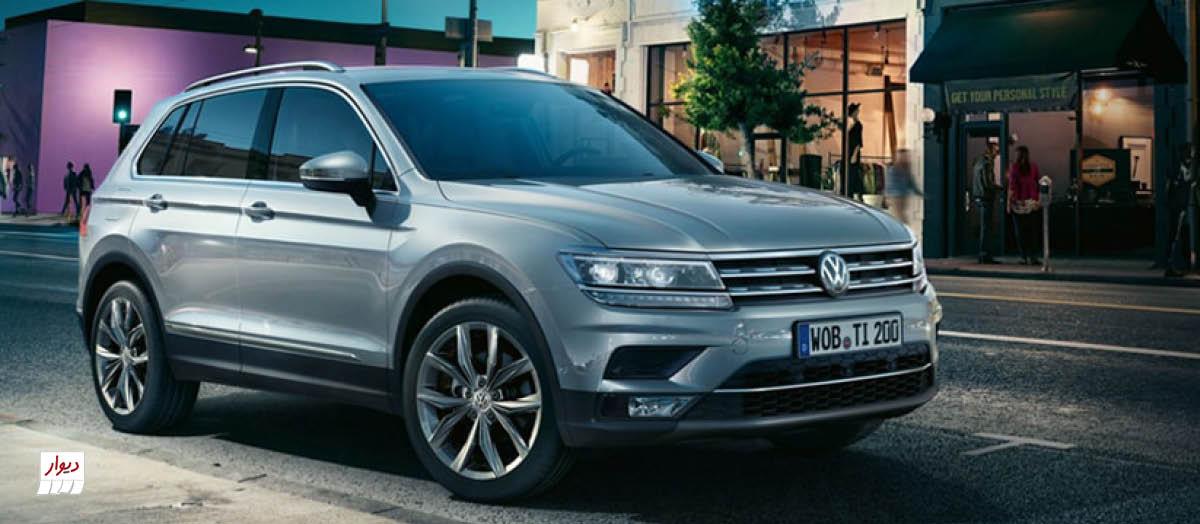 مشخصات Volkswagen Tiguan