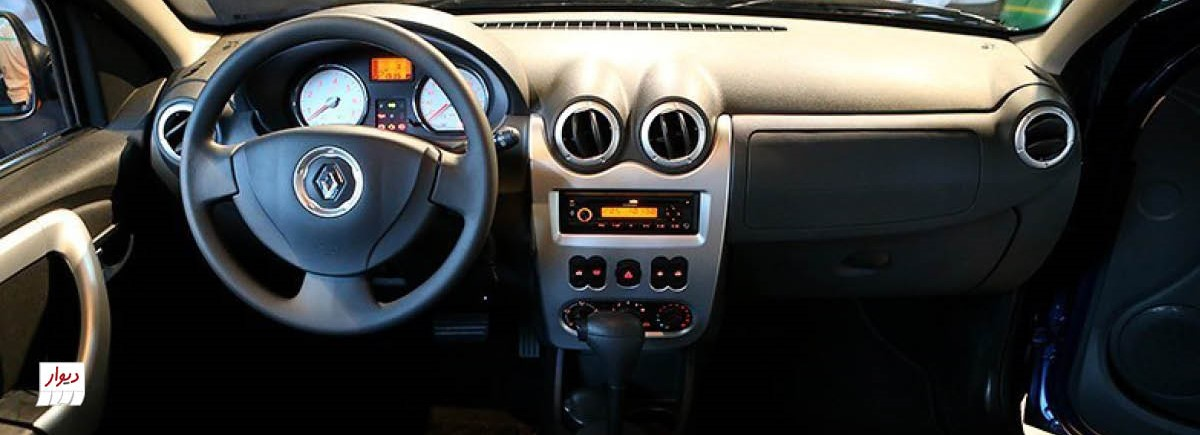 مشخصات Renault Sandero