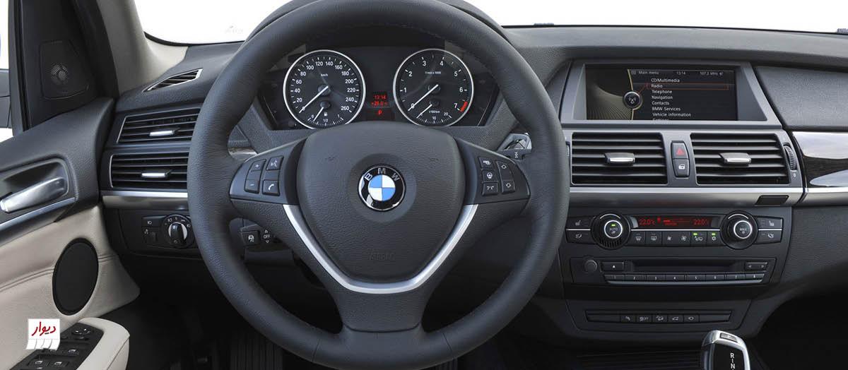 مشخصات BMW X5