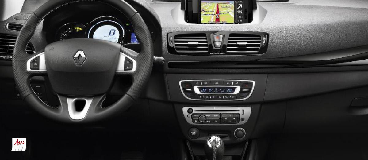 مشخصات Renault Scala