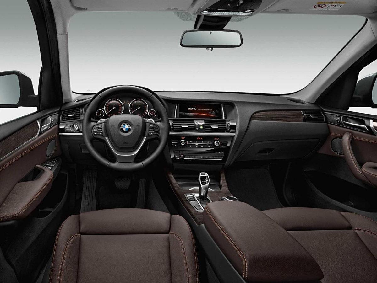 مشخصات BMW X3
