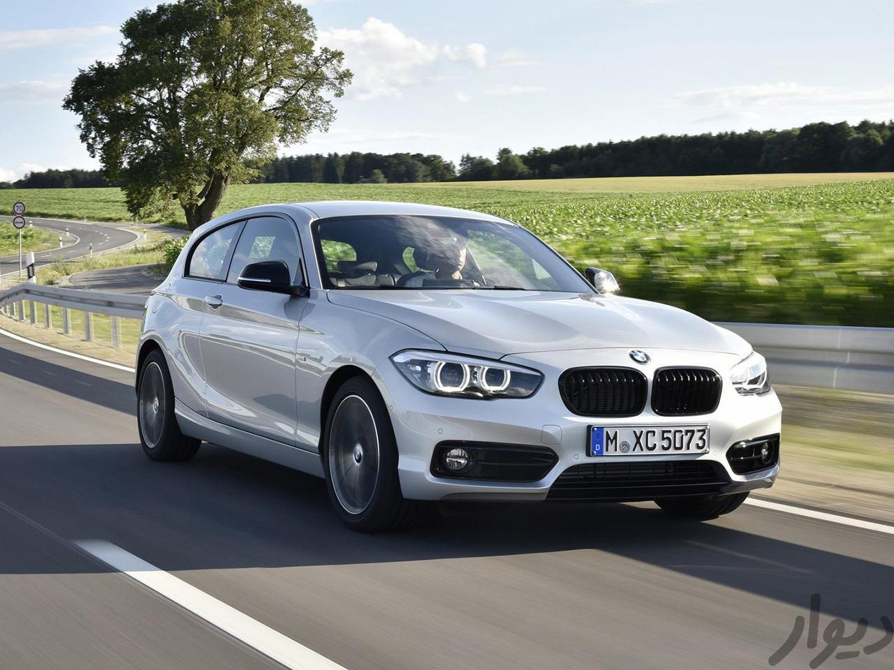 مشخصات BMW 1 Series Hatchback