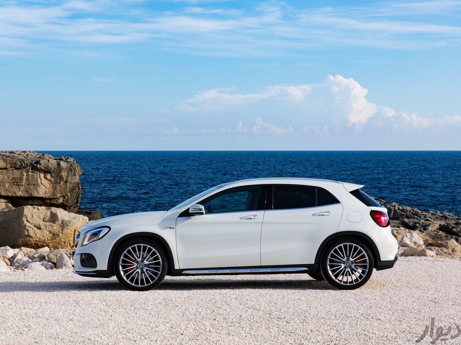 مشخصات Mercedes-Benz GLA Class