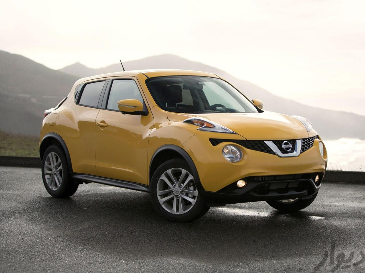 مشخصات Nissan Juke