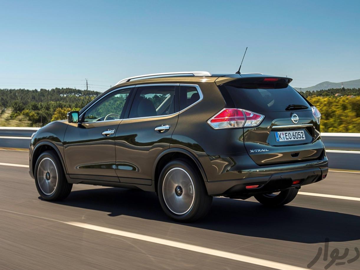 مشخصات Nissan X-Trail