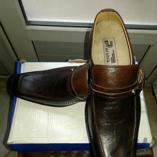 کفش مجلسی سایز  40  با چرم ایتالیا...فروشی.|کیف_کفش_کمربند|تهران صادقیه|دیوار