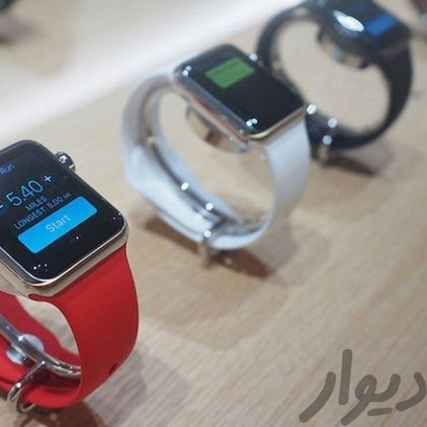 اپل واچ طرح (ساعت هوشمند) اسمارت GS1018|لوازم جانبی موبایل و تبلت|شیراز ادبیات|دیوار