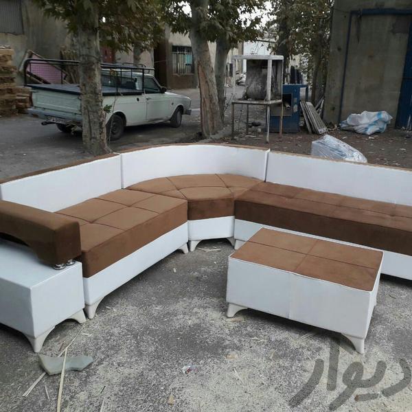 تولیدی مبل ال یو   کنج   راحتی و...|مبلمان و صندلی راحتی|تهران پارک آزادگان|دیوار