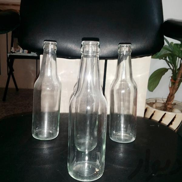 بطری شیشه ای تعداد 124 عدد جهت مصارف عطاری|عمده فروشی|دزفول|دیوار