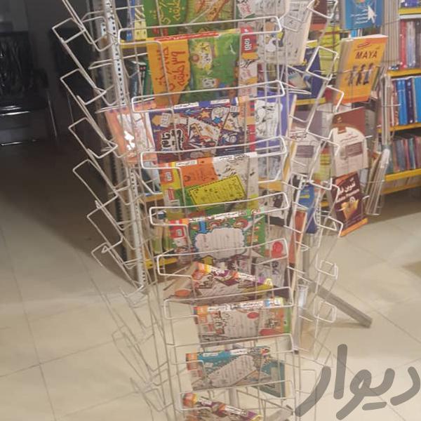 استند گردان کتاب|فروشگاه و مغازه|همدان|دیوار