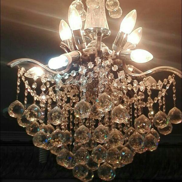 لوستر شیک|لوازم روشنایی|قم صفاشهر|دیوار
