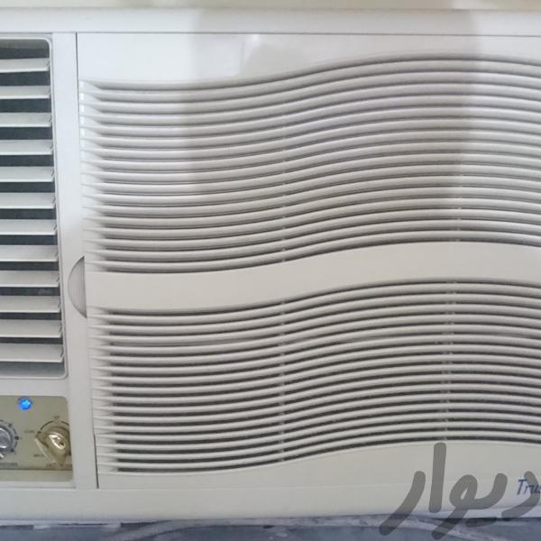 کولر تراست ۲۴هزار پنجره ای سیستم گرمایشی سرمایشی و گاز دزفول دیوار
