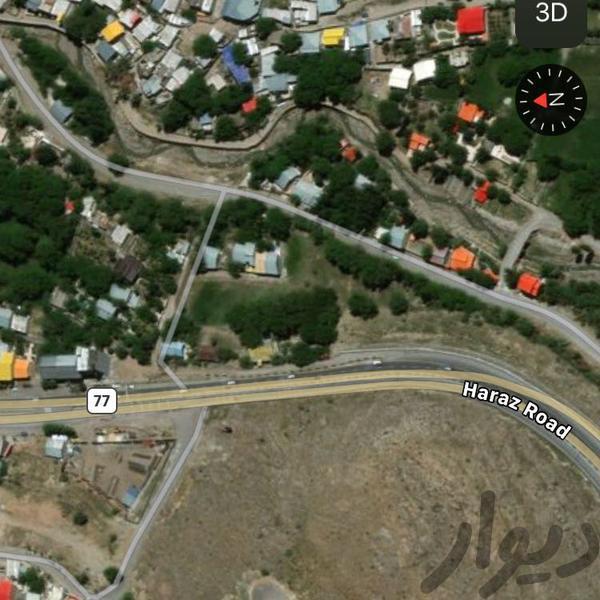٧٠٠متر زمین با موقعیت تجاری شهر ابعلی زمین و کلنگی آمل دیوار