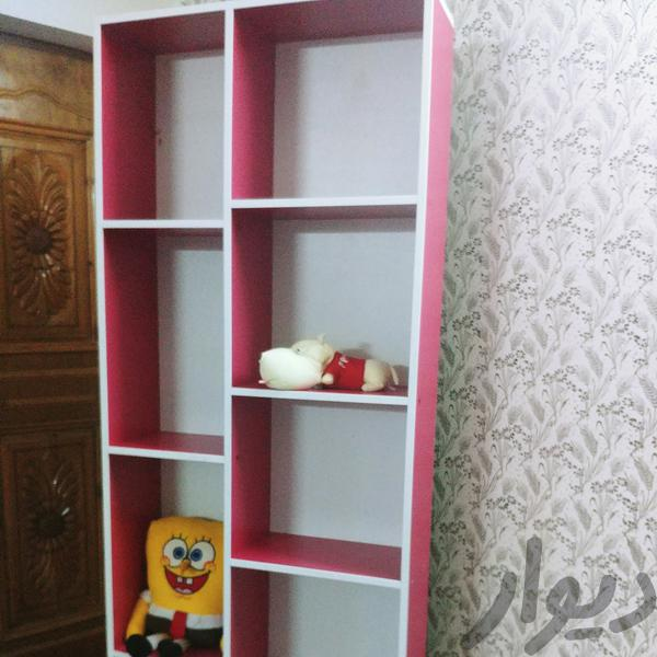 کمد عروسک و کتاب|کمد و بوفه|آمل|دیوار
