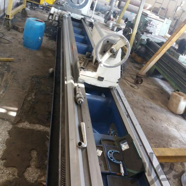 دستگاه صنعتی سنگین تراش ۵ متری|صنعتی|یزد|دیوار