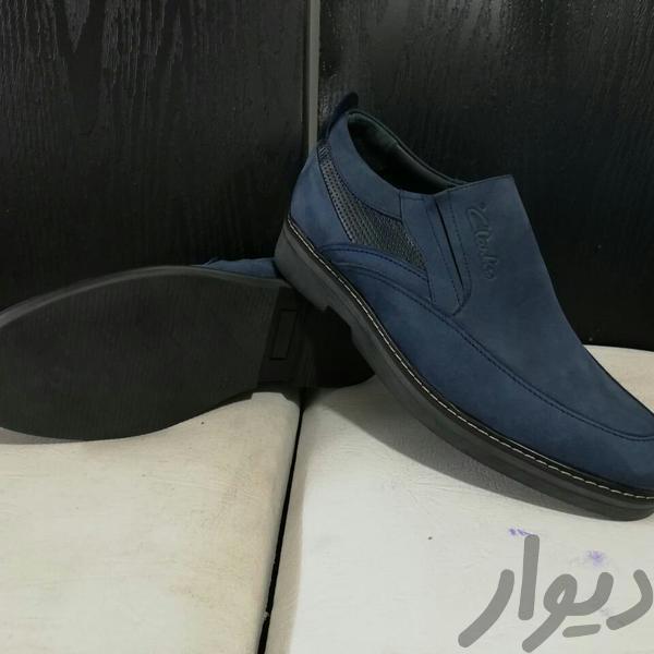 کفش چرم مدل کلارک|کیف_کفش_کمربند|شیراز ادبیات|دیوار