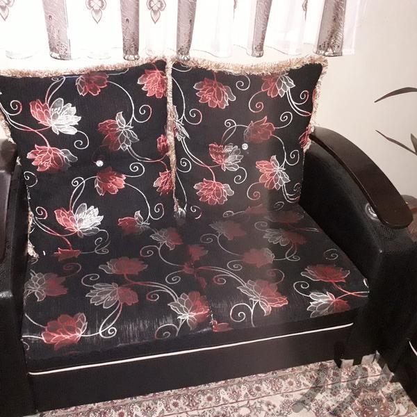 مبل هفت نفره شیک و سالم|مبلمان و صندلی راحتی|دزفول|دیوار