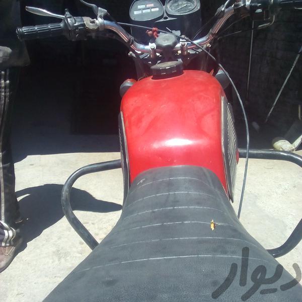 ایژ جفت ۹۶ پستون صفر|موتورسیکلت و لوازم جانبی|بیرجند|دیوار