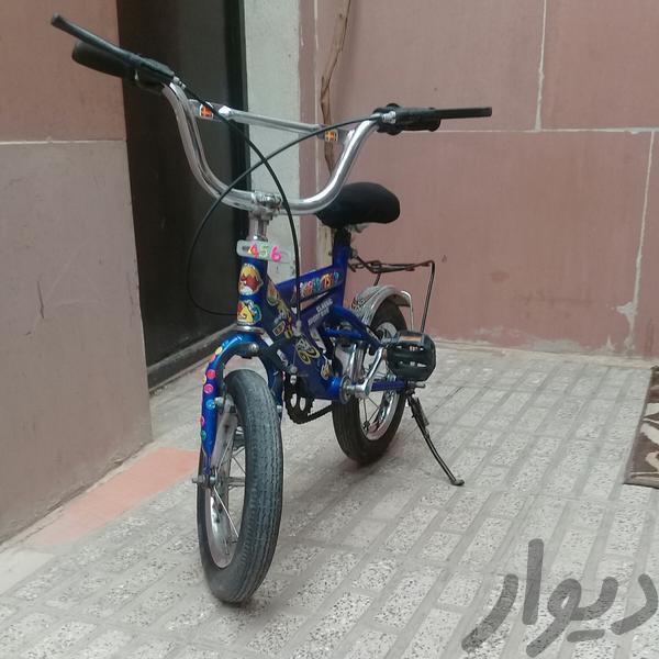 دوچرخه۱۲ سالم|دوچرخه_اسکیت_اسکوتر|قزوین|دیوار