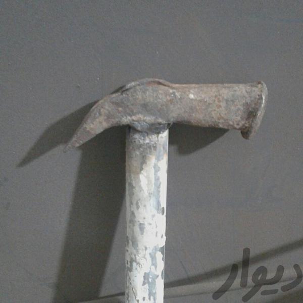 چکش قدیمی کفاشی|صنعتی|کاشان|دیوار