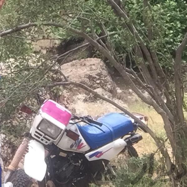 یاماها  dt 175|موتورسیکلت و لوازم جانبی|خرمآباد|دیوار