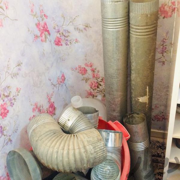لوله بخاری|سیستم گرمایشی سرمایشی و گاز|اهواز زیتون کارمندی|دیوار