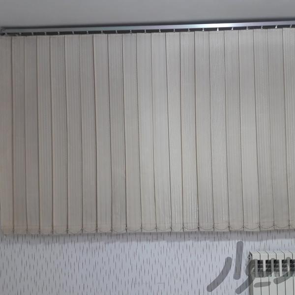 تعداد ۵ عدد پرده لوردراپه کرم رنگ|پرده و رومیزی|تهران صادقیه|دیوار