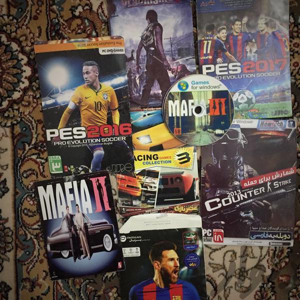 بازی کامپیوتر گرافیک بالا|کنسول، بازی ویدئویی و آنلاین|مشهد طلاب|دیوار