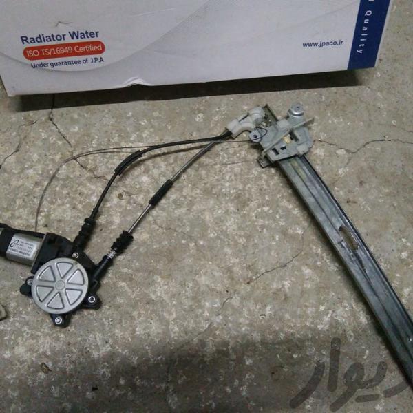 موتور بالابرشیشه پراید|قطعات یدکی و لوازم جانبی خودرو|قم توحید|دیوار