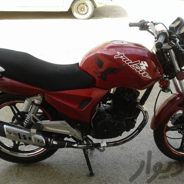فروش یامعاوضه ای پاسارتمیز|موتورسیکلت و لوازم جانبی|نجفآباد|دیوار
