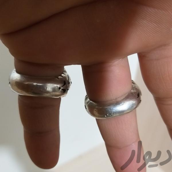 انگشتر یاقوت و زمرد بسیار زیبا|جواهرات|مشهد رسالت|دیوار