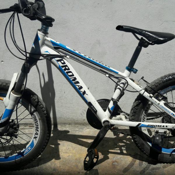 دوچرخه پرومکس سایز۲۰،لنت دیسکی|دوچرخه_اسکیت_اسکوتر|رشت|دیوار