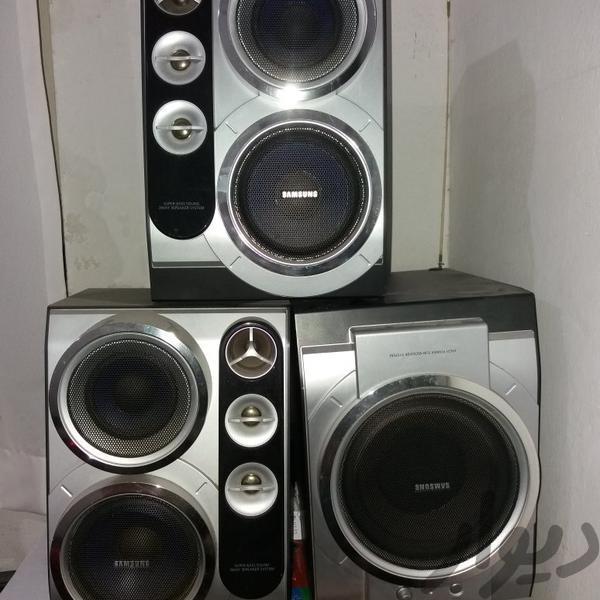 باند و ساب آمپلی|سیستم صوتی خانگی|نوشهر|دیوار