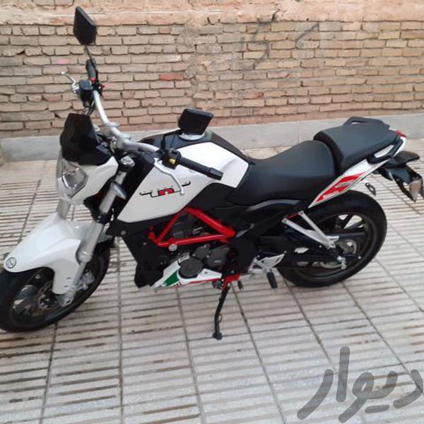 بنلی ٢٥٠|موتورسیکلت و لوازم جانبی|سبزوار|دیوار