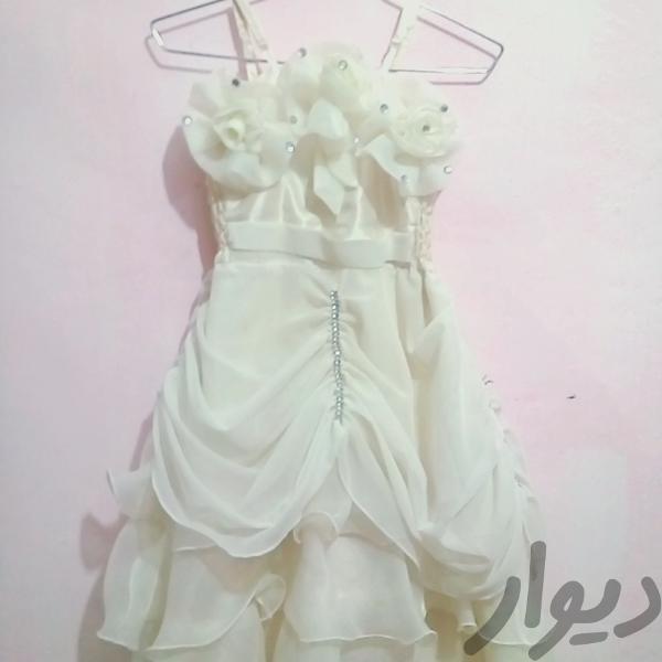 پیراهن عروس دخترانه کفش و لباس بچه آمل دیوار