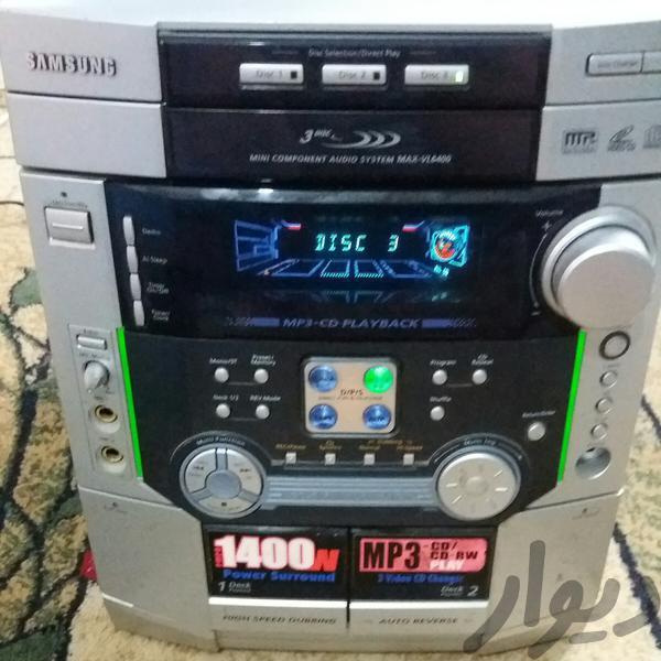 دستگاه صوتی، تصویری|سیستم صوتی خانگی|اصفهان شاهین شهر|دیوار