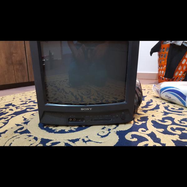 تلویزیون ۱۴ اینچ سونی ژاپنی|تلویزیون و پروژکتور|بندر ماهشهر|دیوار