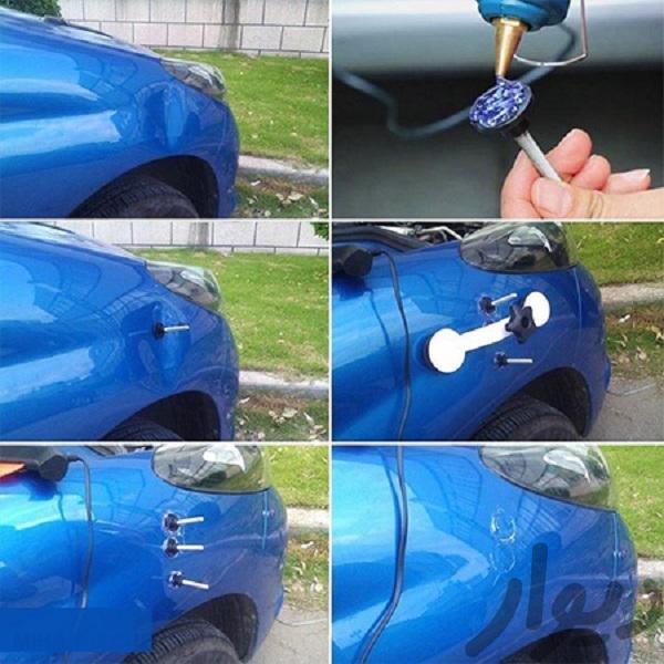 دستگاه صافکاری  قطعات یدکی و لوازم جانبی خودرو گمیشان دیوار