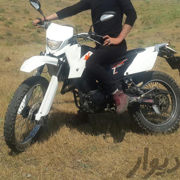 موتور فلات ktm250cc موتورسیکلت و لوازم جانبی بروجرد دیوار