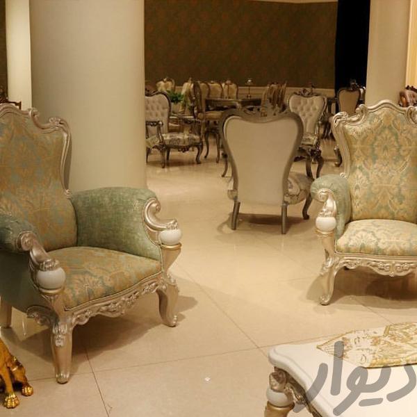 مبلمان مدل اوپال ۹ نفره با میز و دو عدد عسلی مبلمان و صندلی راحتی تهران، مبارکآباد بهشتی دیوار
