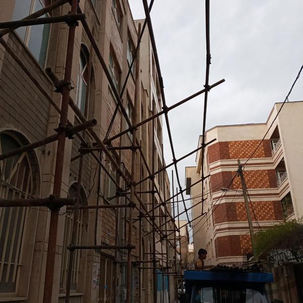 داربست فلزی یافت آباد خلیج آذری فلاح عبدل آباد|پیشه و مهارت|تهران، نعمتآباد|دیوار