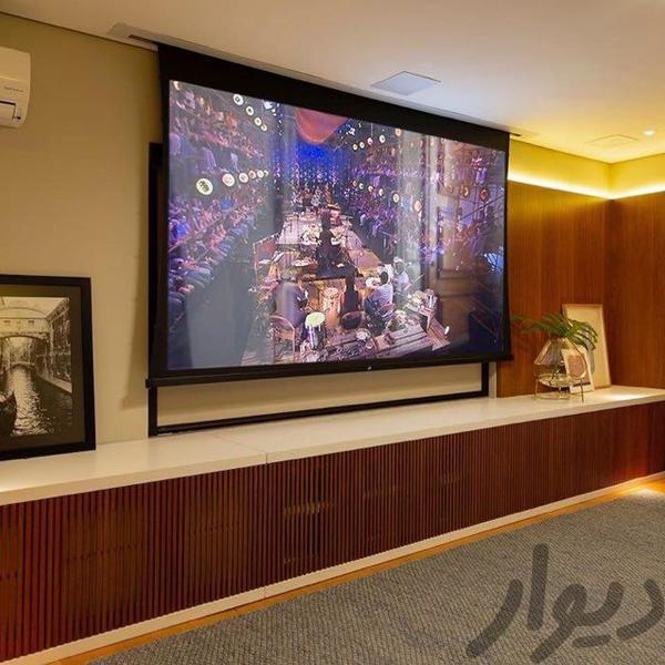 ویدئو پروژکتور برند اپسون_ وارداتی تلویزیون و پروژکتور تهران، تهرانپارس غربی دیوار
