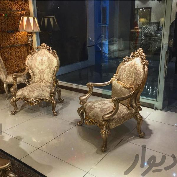 مبل مدل چراغان 9 نفره کلاف اصلی تمام راش مبلمان و صندلی راحتی تهران، شاندیز دیوار