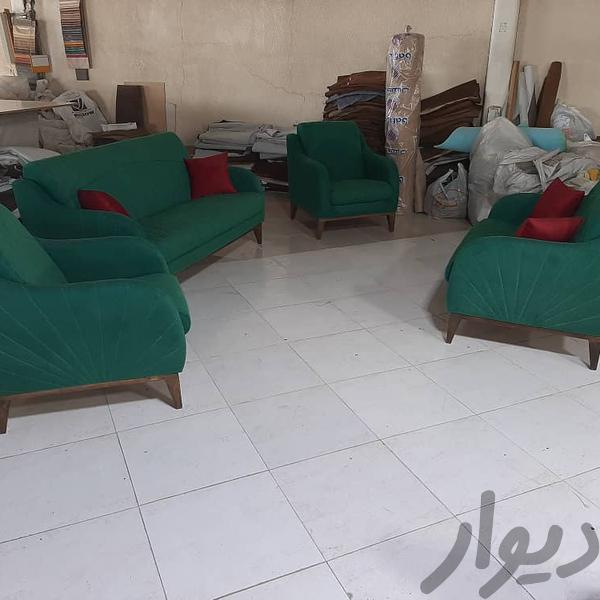 مبل راحتی هفت نفره ونیز شرکتی|مبلمان و صندلی راحتی|تهران، اتحاد|دیوار