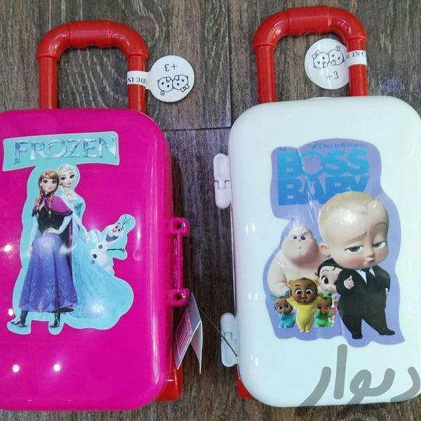 شانسی چمدان چرخ دار Toys|اسباب بازی|تهران، شهرک ژاندارمری|دیوار
