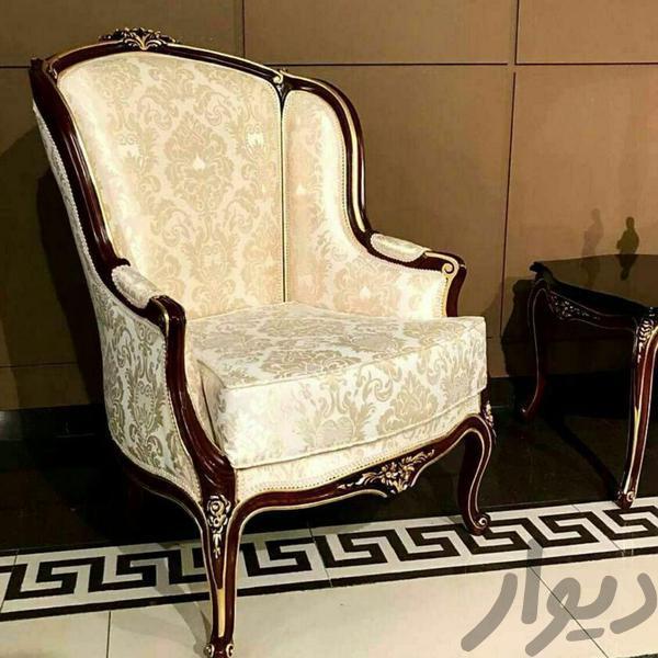 مبل مدل برژه 9نفره تمام چوب راش  |مبلمان و صندلی راحتی|تهران، شاندیز|دیوار
