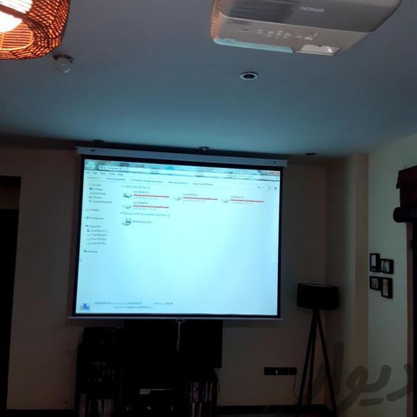 ویدیو پروژکتور Hdmi -  Vga|تلویزیون و پروژکتور|تهران، سعادتآباد|دیوار