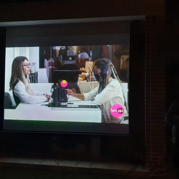 ویدئو پروژکتور پخش فوتبال و فیلم|تلویزیون و پروژکتور|تهران، تهرانپارس غربی|دیوار